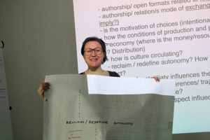 Feministische Perspektiven auf digitale ästhetische Praktiken. Brown Bag Lecture