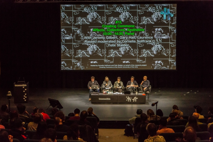 Affects, Collectives, and Aesthetics. Panel at Transmediale 2019, Berlin