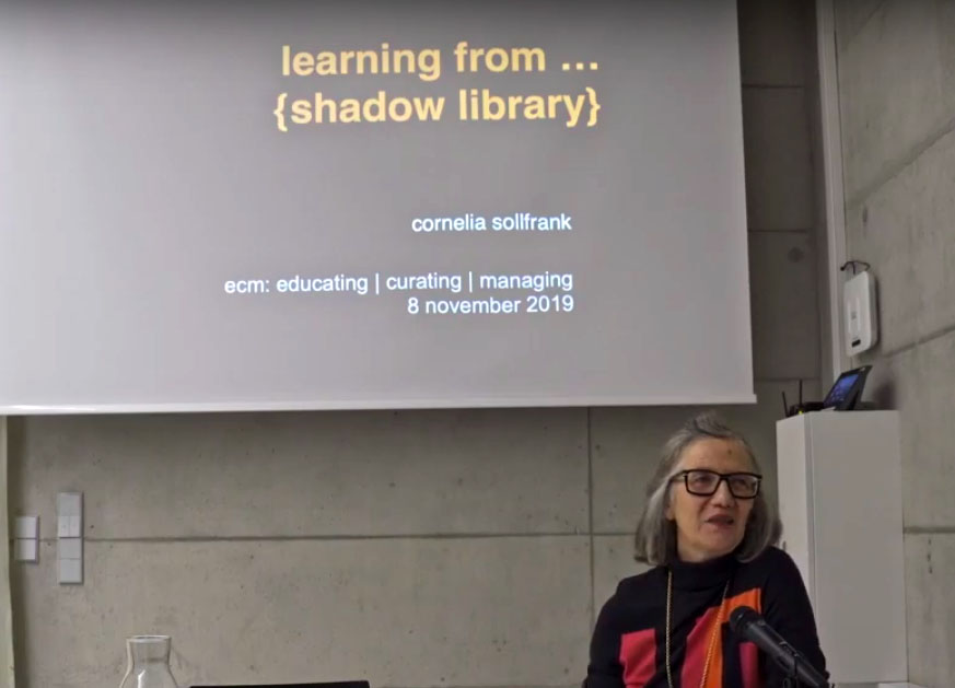 Learning from Pirate Libraries